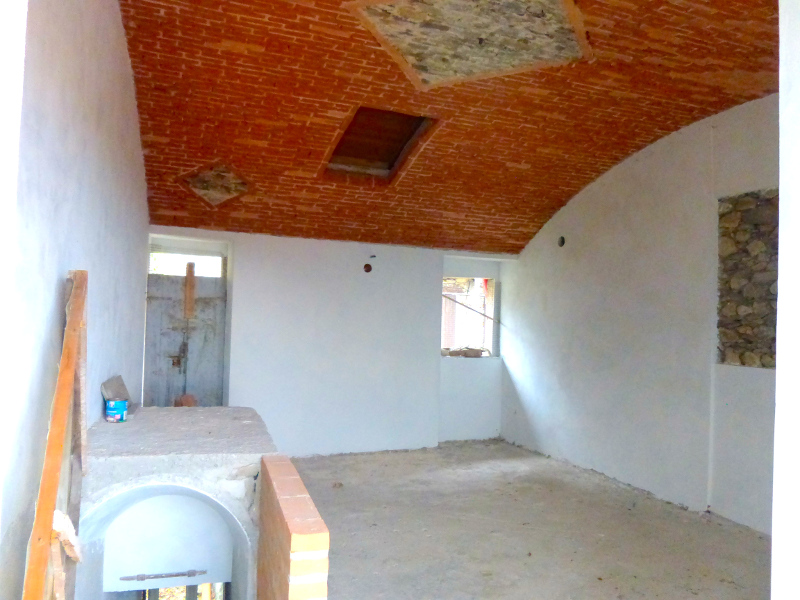 Cavandone - In Umbau