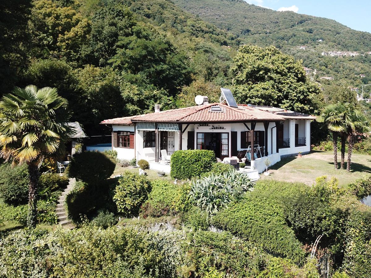 Casa Miralago mit Rustico
