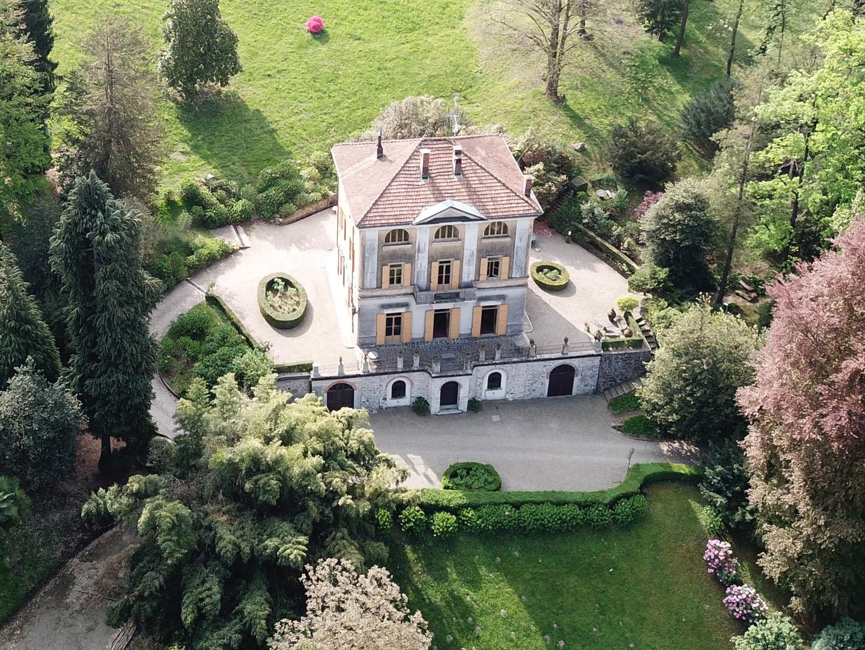 Lake Orta - Villa 1800