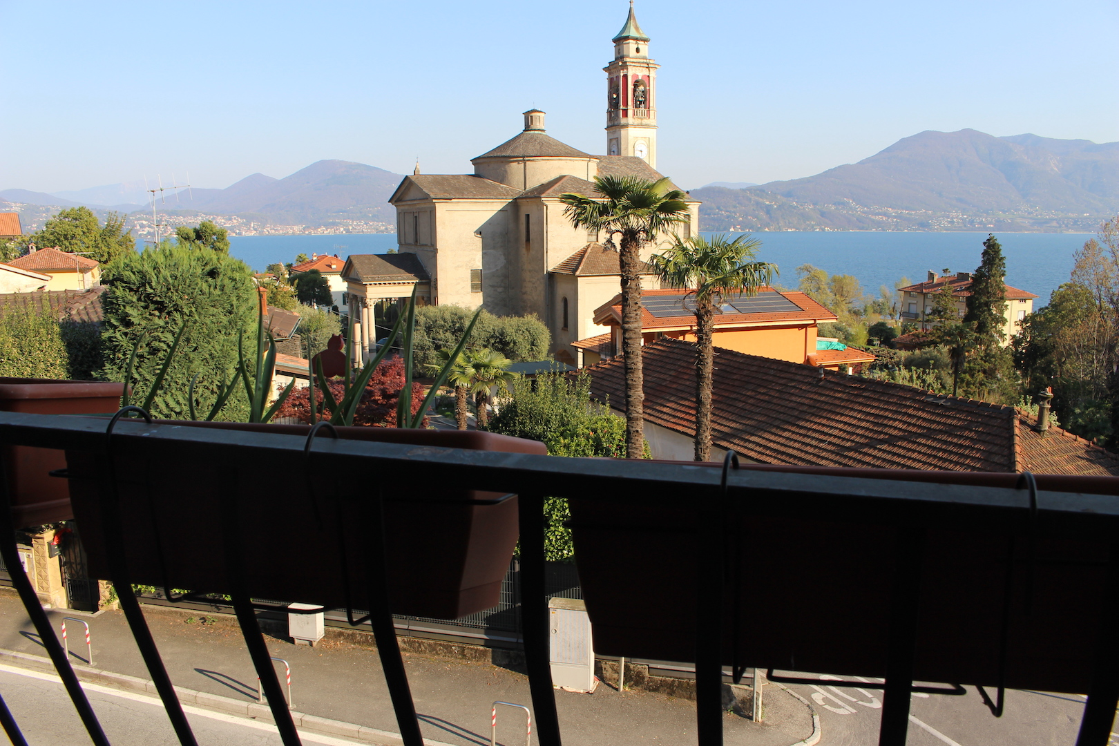 Cannero Riviera - Flat with Lakeview