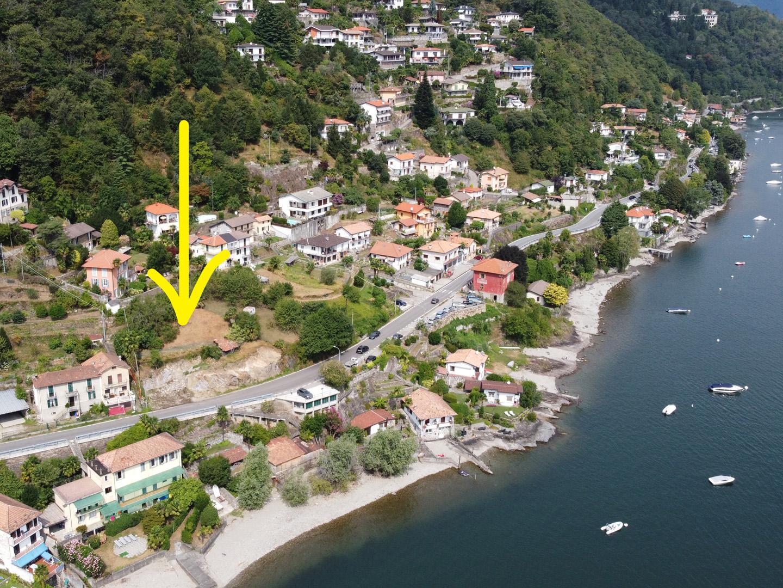 Cannobio Carmine, BUILDING LOT Near the lake