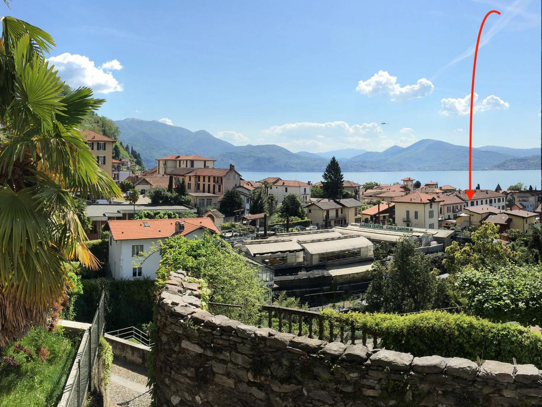 Cannero Riviera - central position