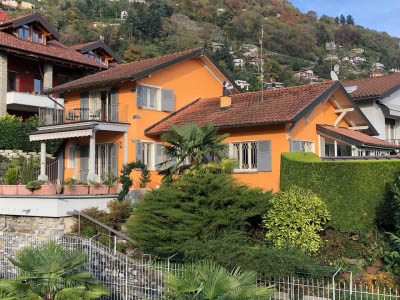 Cannero Riviera, Villetta with garden in central position