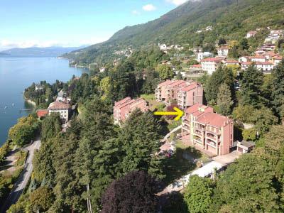 Oggebbio, Residence Pascià