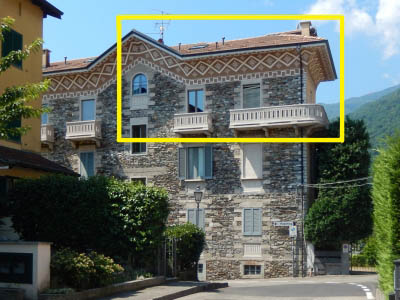 Cannero Riviera - appartamento il Castello