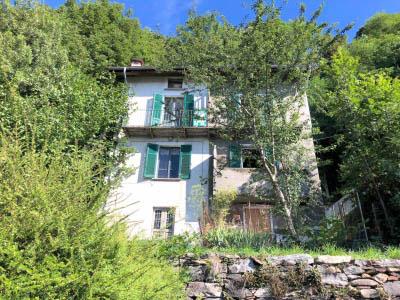 Trarego - Haus mit Garten
