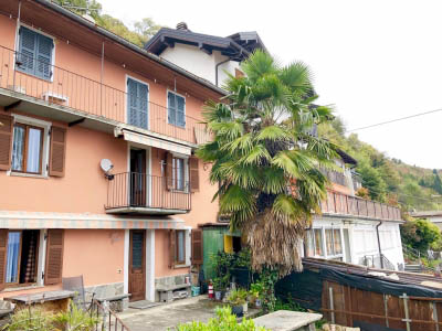 Trarego - Appartement with little sunny garden