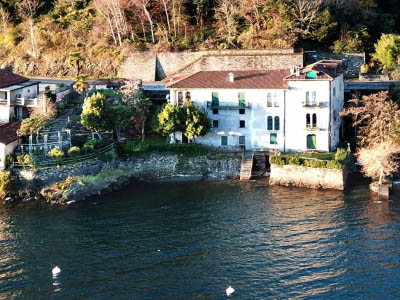 Cannobio Molinett - Appartement direkt am See