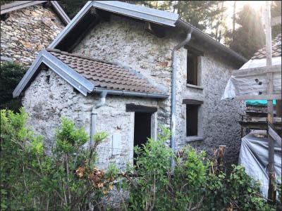 Trarego  - Alpe Lemanne,  rustico ristrutturato
