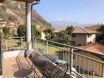 Cannero Riviera  - Apartment with balcony