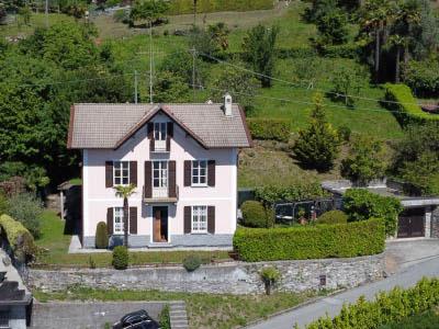 Oggebbio Barbè - Villa con magnifica vista lago